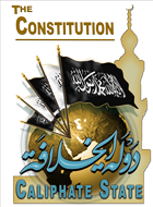 The Constitution of the Caliphate State,
